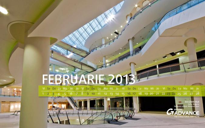 FEBRUARIE 2013