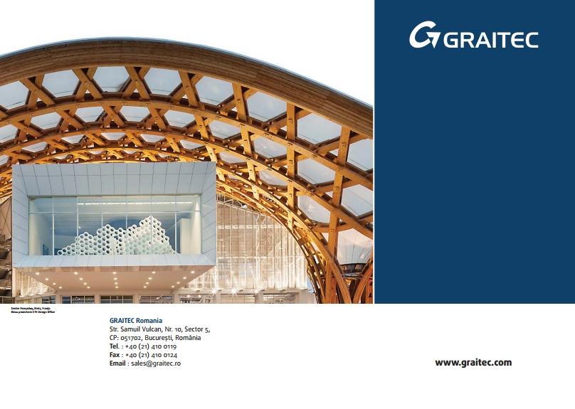 Brosura GRAITEC Advance 2015
